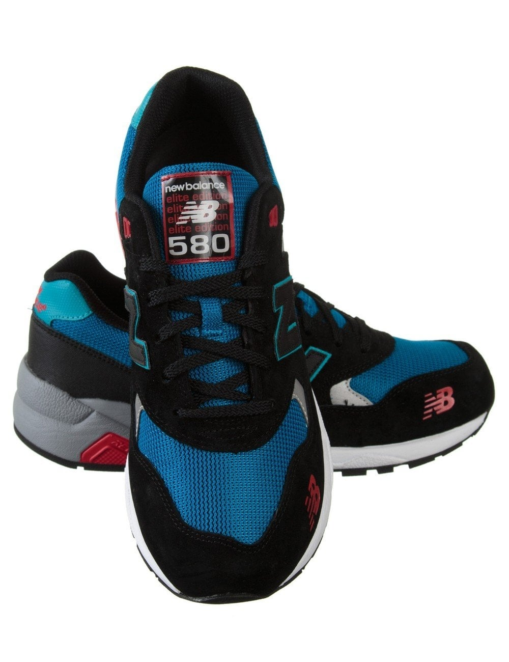 reputable site 7bb4e 0af31 MRT580BF Shoes - Black/Blue