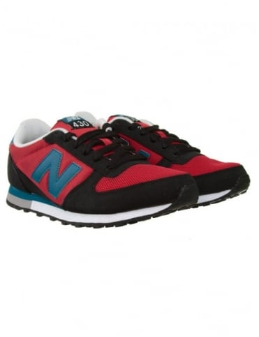 New Balance U430SKB - Red/Black