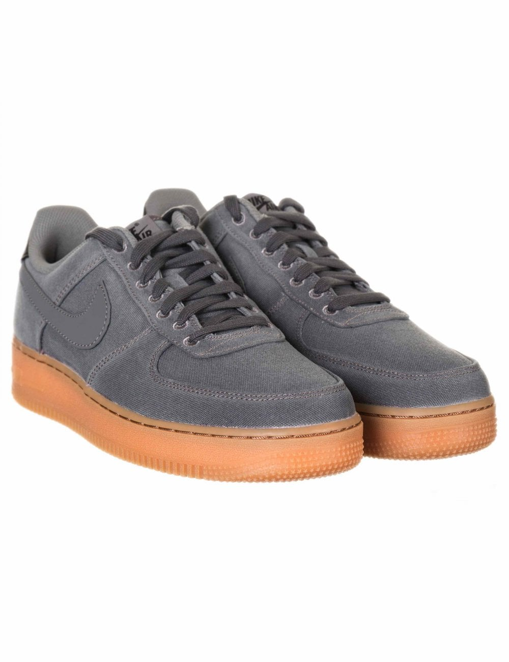 competitive price 85471 e5450 Nike Air Force 1 07 LV8 Trainers - Flat PewterGum