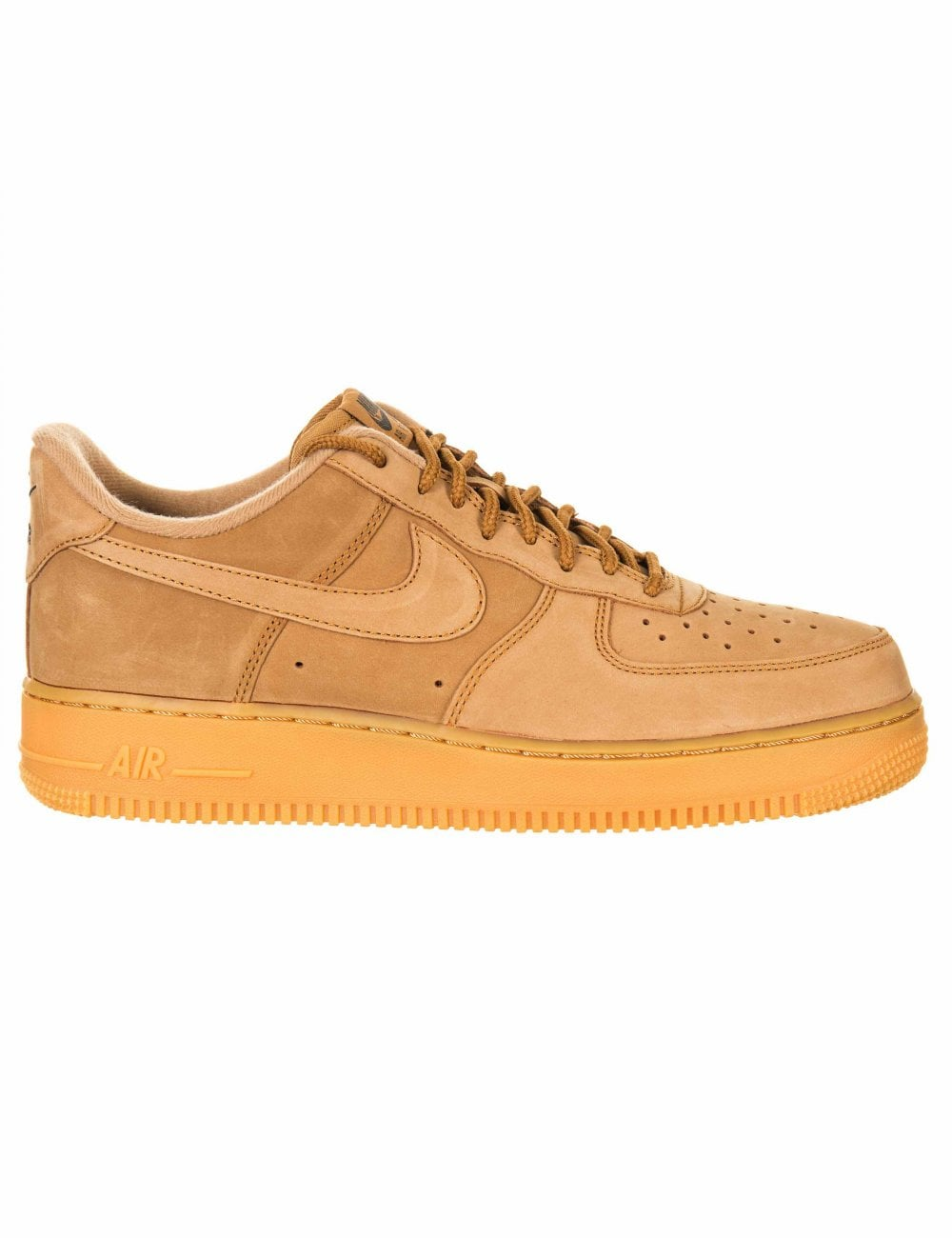 new style 30ec3 6b57d Air Force 1 '07 WB Trainers - Wheat