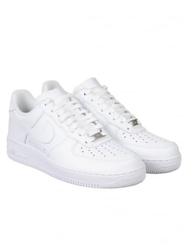 Nike Air Force 1 Shoes - White