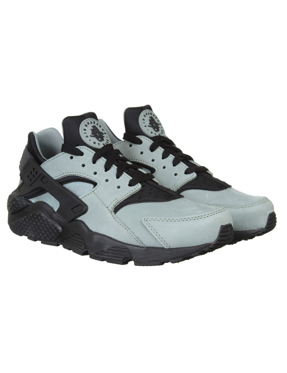 Nike Air Huarache Run PRM: Mica GreenBlack | This Shoes in