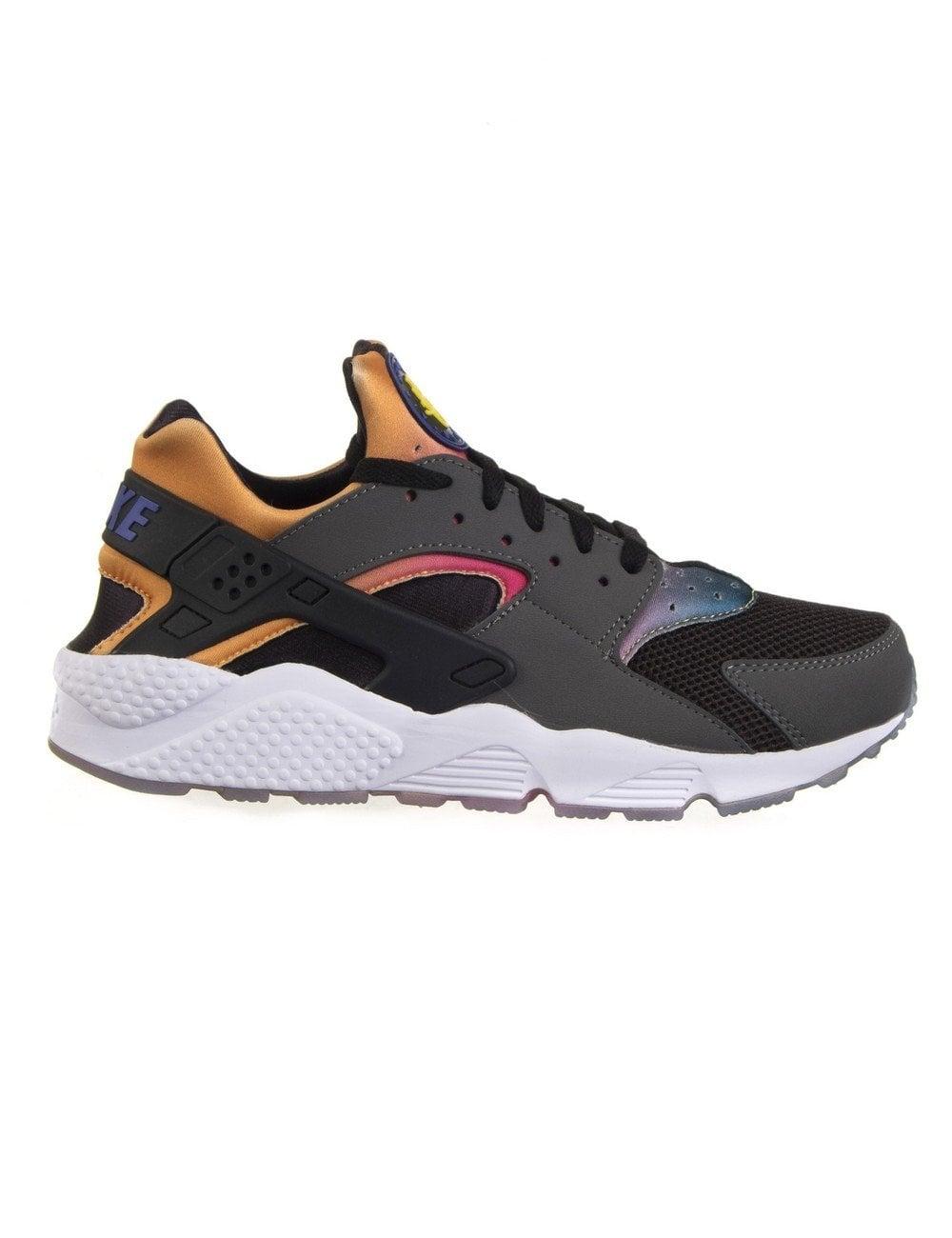 a81ff5b360f5 Nike Air Huarache Run SD Shoes - Black Prism Violet - Footwear from ...