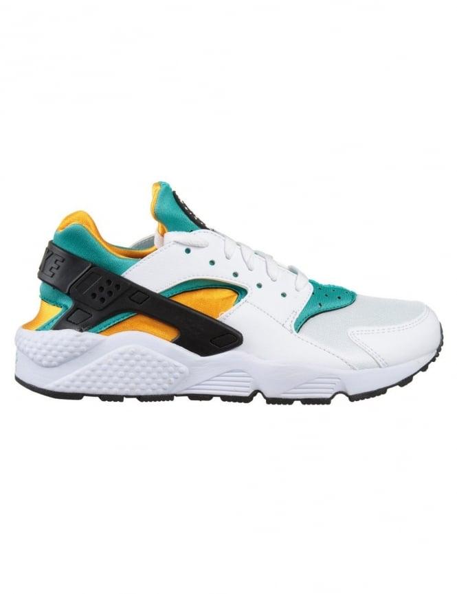 detailed look 9251f d2f06 Air Huarache Shoes - OG White/Sport Turq