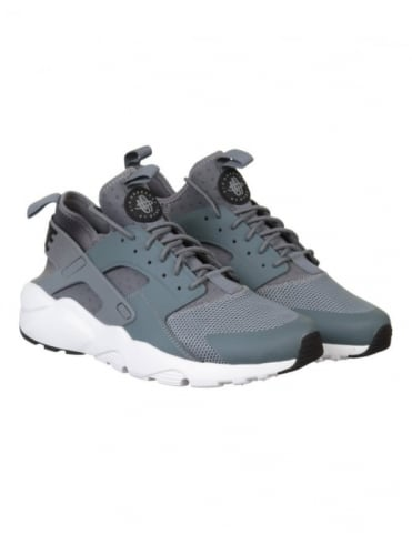 Nike Air Huarache Ultra Shoes - Cool Grey/White