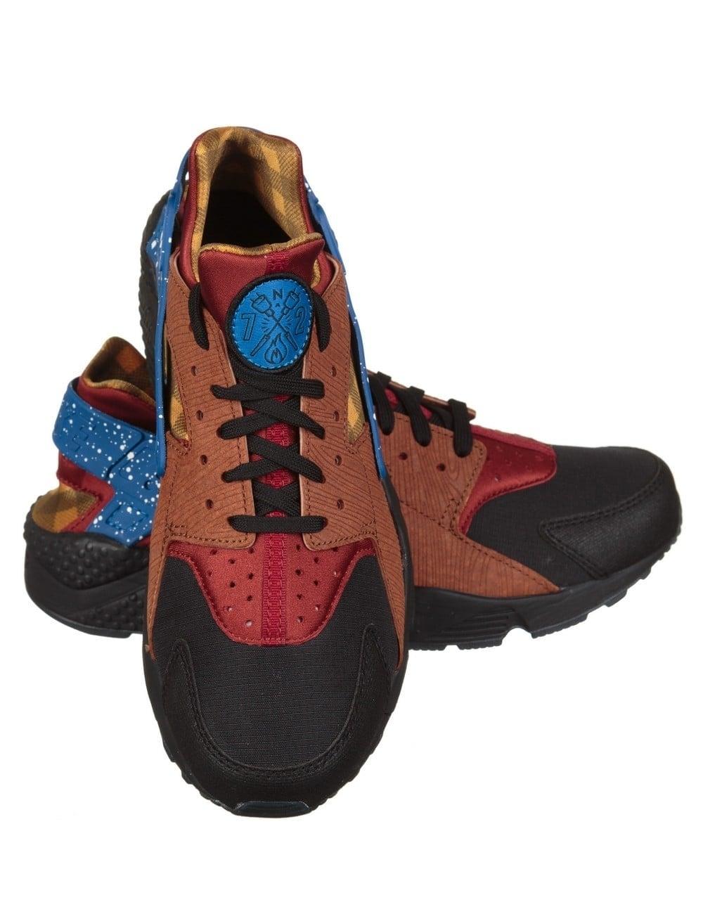 Nike Air Huarache Ultra Shoes - Dark