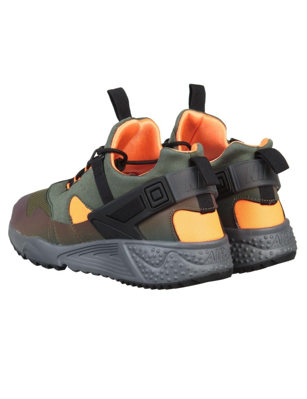 pantalon de travail timberland - Nike Air Huarache Utility Premium Shoes - Carbon Green/Black ...
