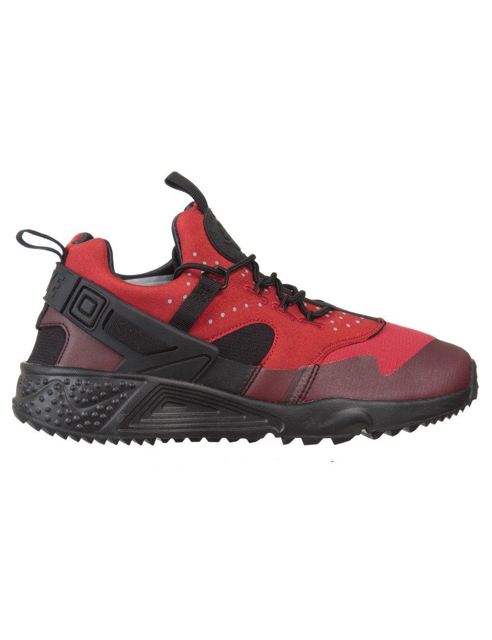 sale retailer c0fb0 c5b9c Air Huarache Utility Shoes - Gym Red Black