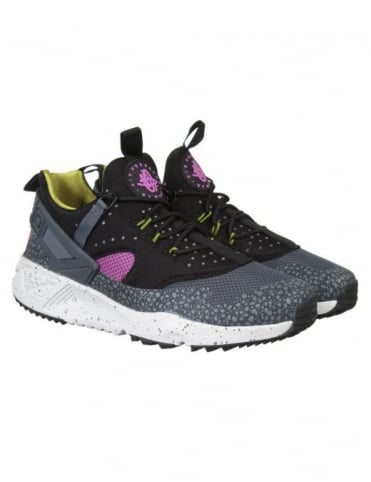 Nike Air Huarache Utility Shoes - Medium Berry
