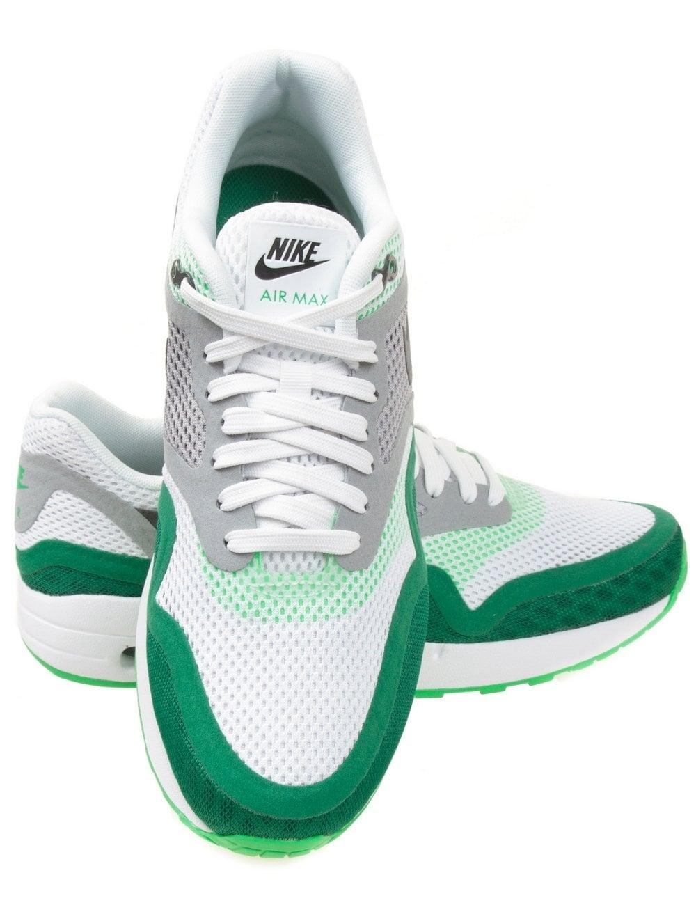 buy popular 95447 990e6 Air Max 1 Breathe - White Pine Green