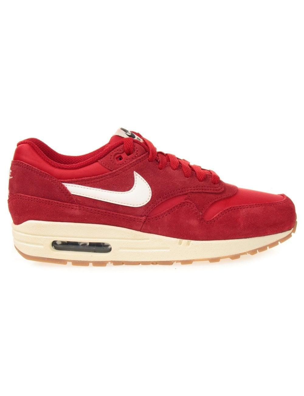 buy popular bb1e1 1b479 Nike Air Max 1 Essential - Gym Red
