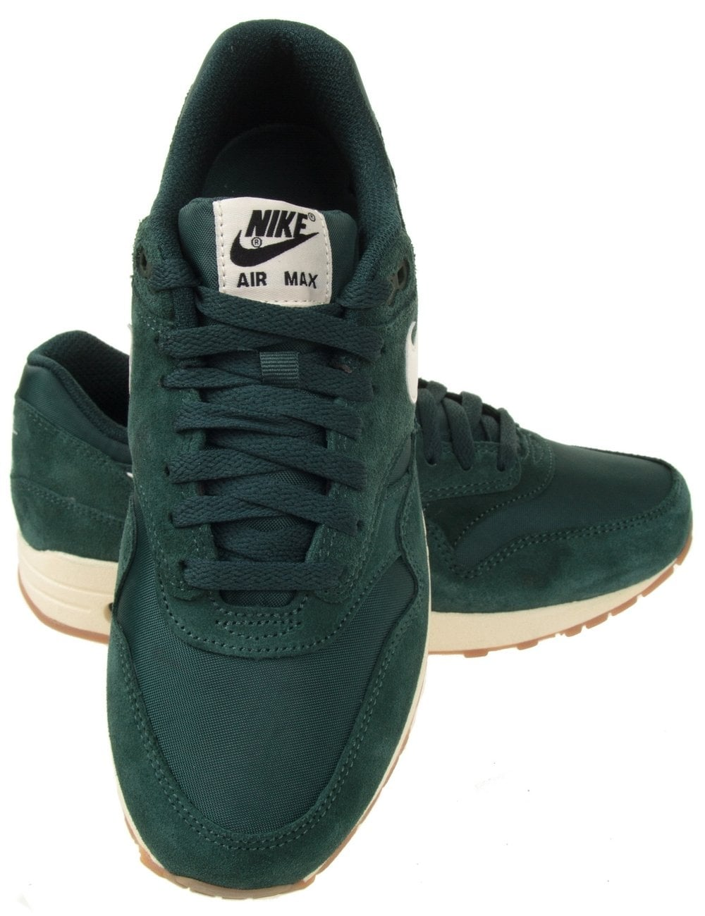 f33e167e0c ... Air Max 1 Essential - Pro Green Nike ...