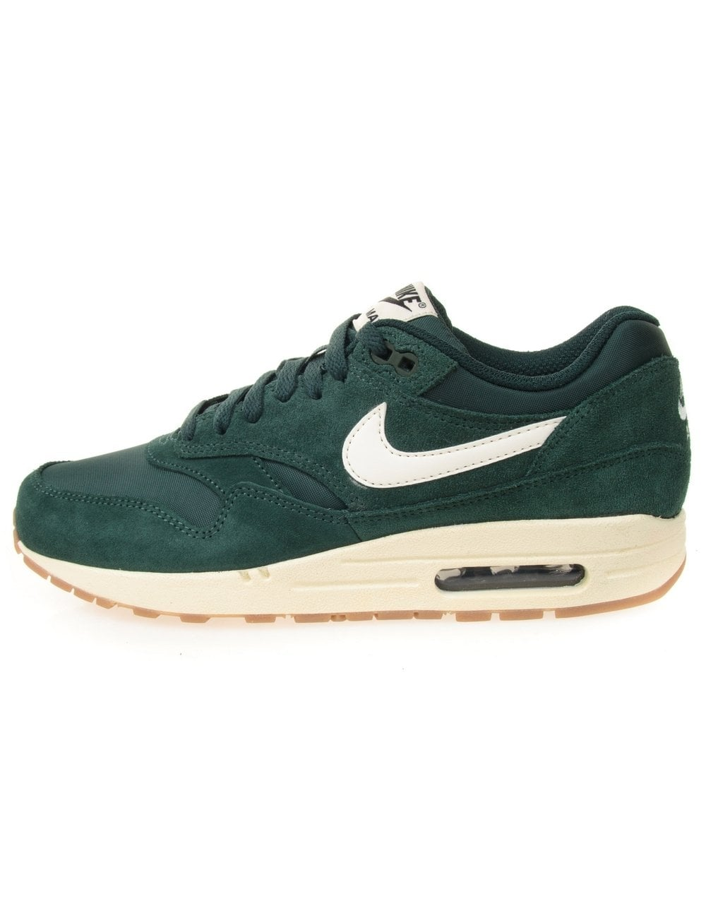 cheap for discount f5875 adc14 nike air max 1 essentieel pro groen