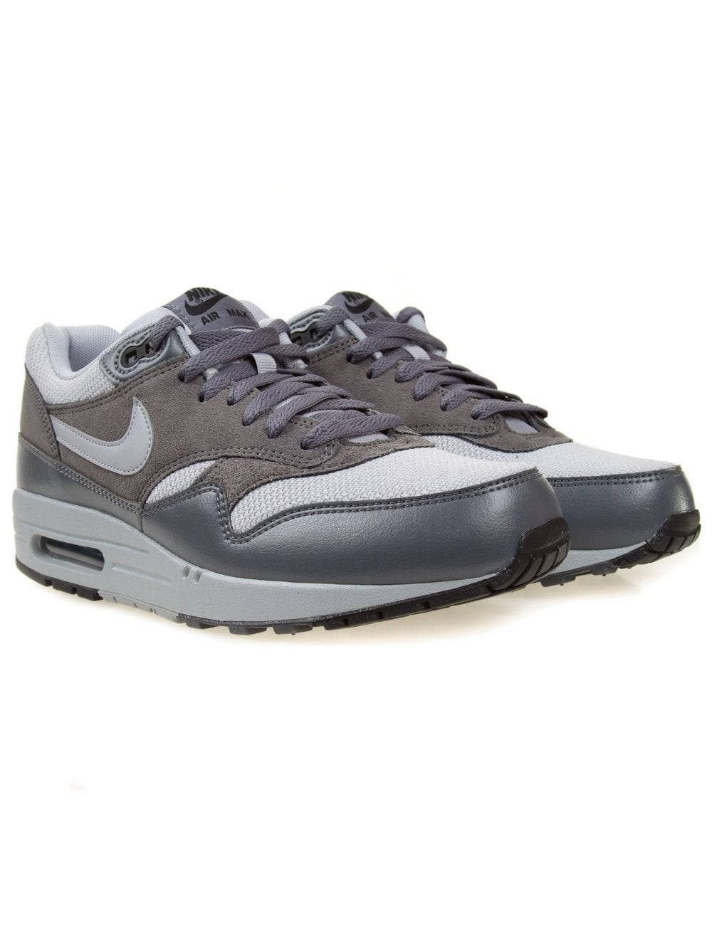 1 Grey Air Max Greydark Essential Trainers Wolf xdoCBQreW