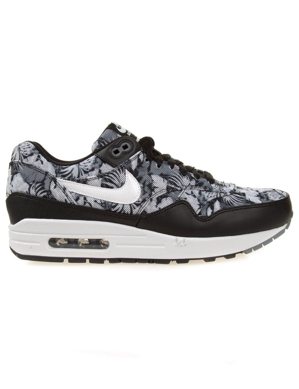 Nike Air Max 1 GPX - Black White Grey - Footwear from Fat Buddha ... 681106d38688