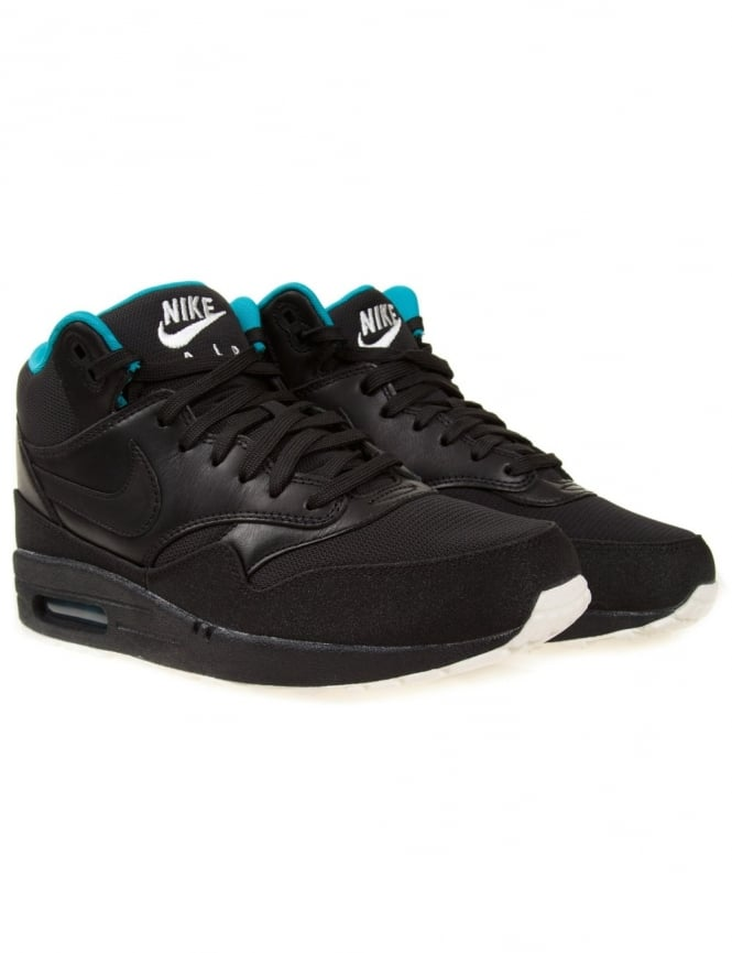 Nike Air Max 1 Mid FB - Black/Black