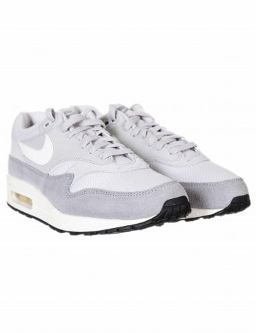 6ef9b8919e7 Nike Air Max 1 Trainers - Vast Grey Sail
