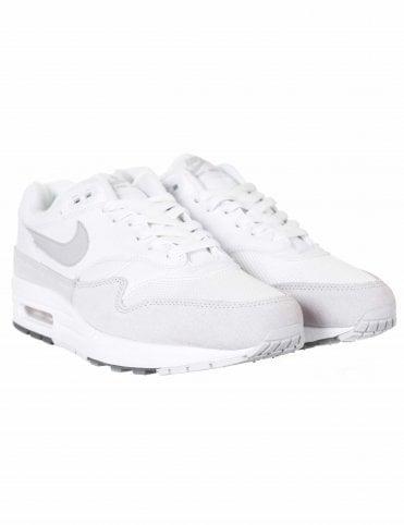38b223e118 Nike Air Max 1 Trainers - White/Pure Platinum