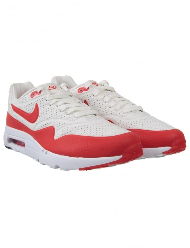Nike Air Max 1 Ultra Moire - Summit White/Red