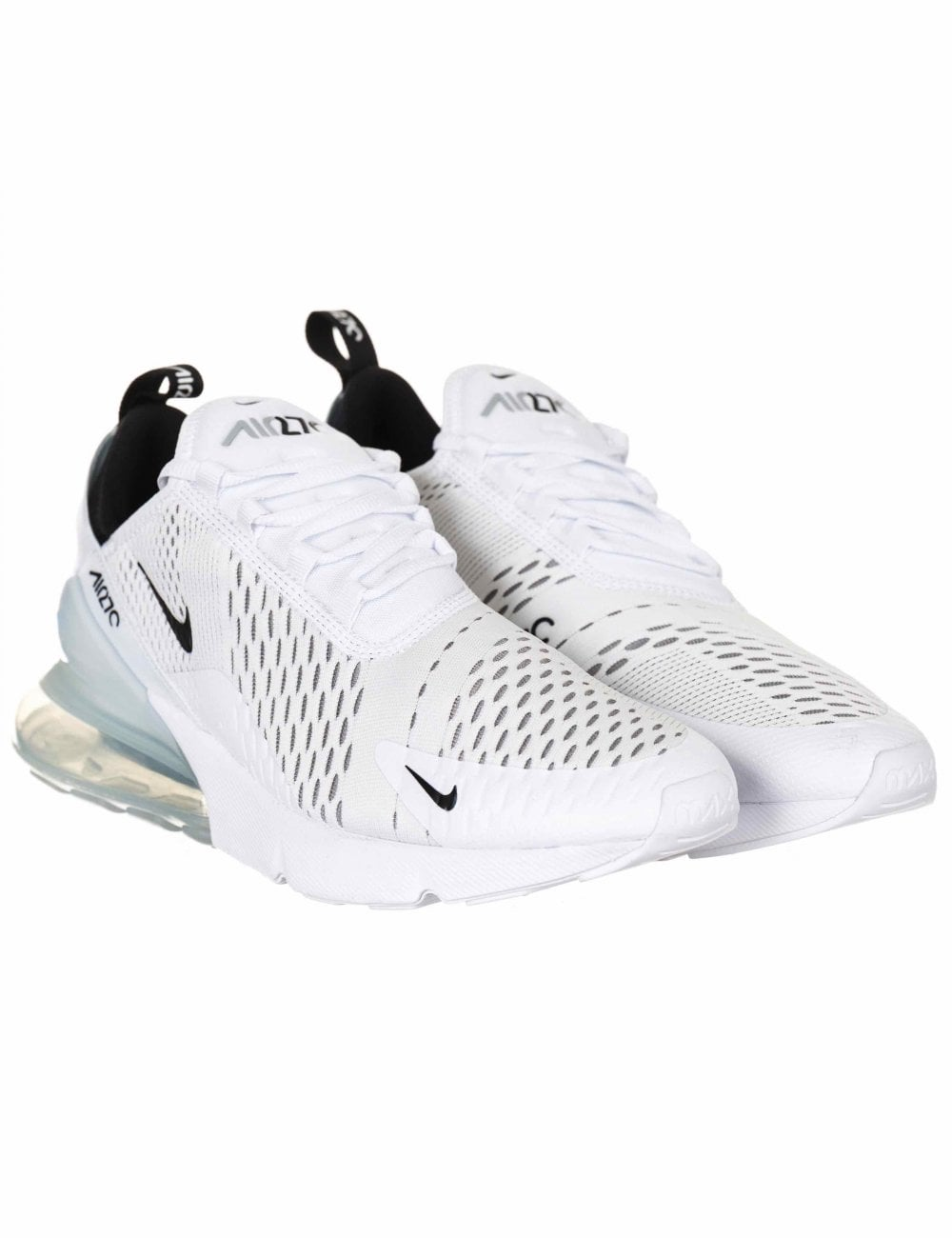 buy popular 078a2 6daaf Air Max 270 Trainers - White/Black