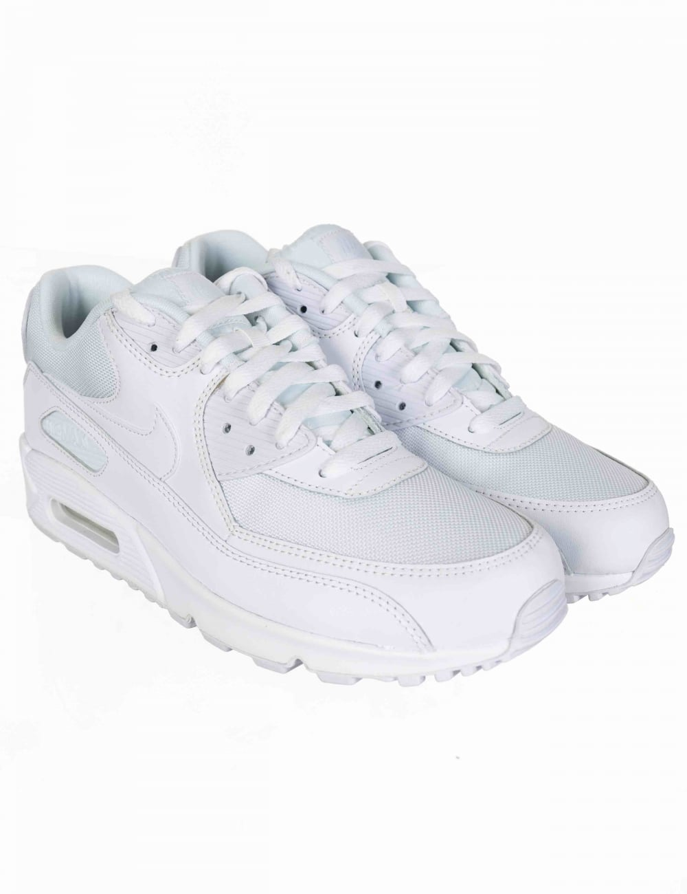 quality design 96251 8a4cd Air Max 90 Essential Shoes - White/White