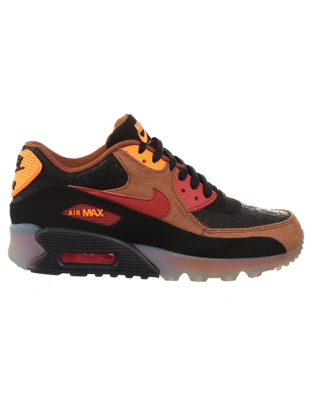 finest selection 94169 e573c Nike Air Max 90 Ice Halloween Pack QS
