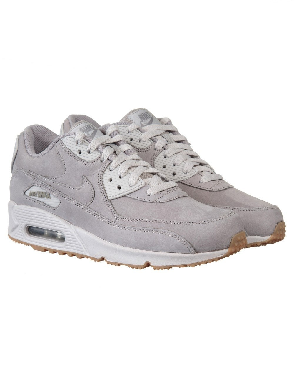 Air Max 90 Ltr Shoes Medium Grey (Winter Pack)