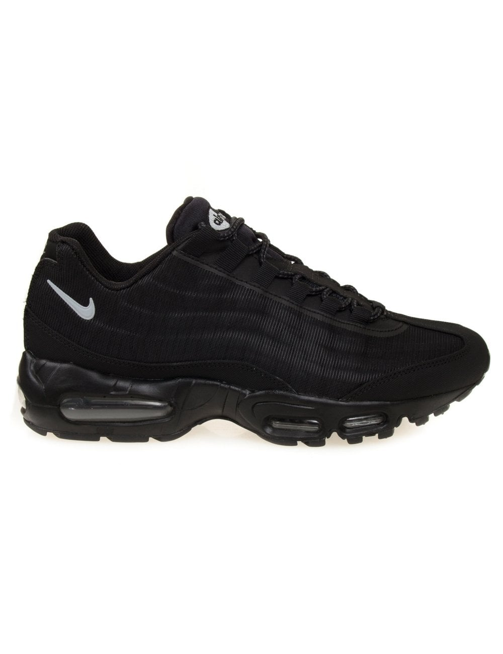 best cheap 09c3e 35e04 Air Max 95 Premium Tape - BlackSilver