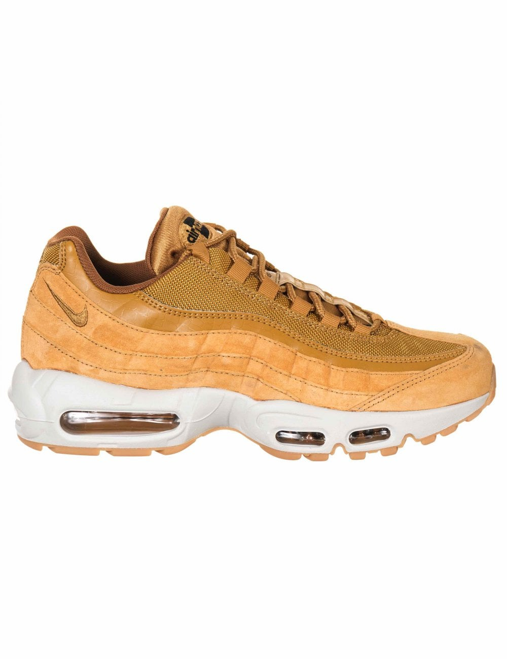 09023b6b4d4 Air Max 95 SE Trainers - Wheat Wheat