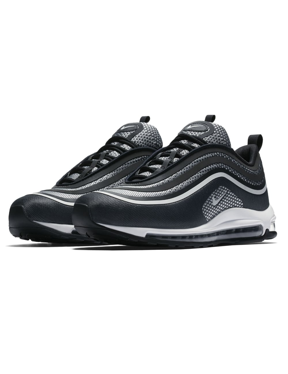 online retailer 1b21a 2f38d Nike Air Max 97 Ultra  17 OG Shoes - Black Pure Platinum