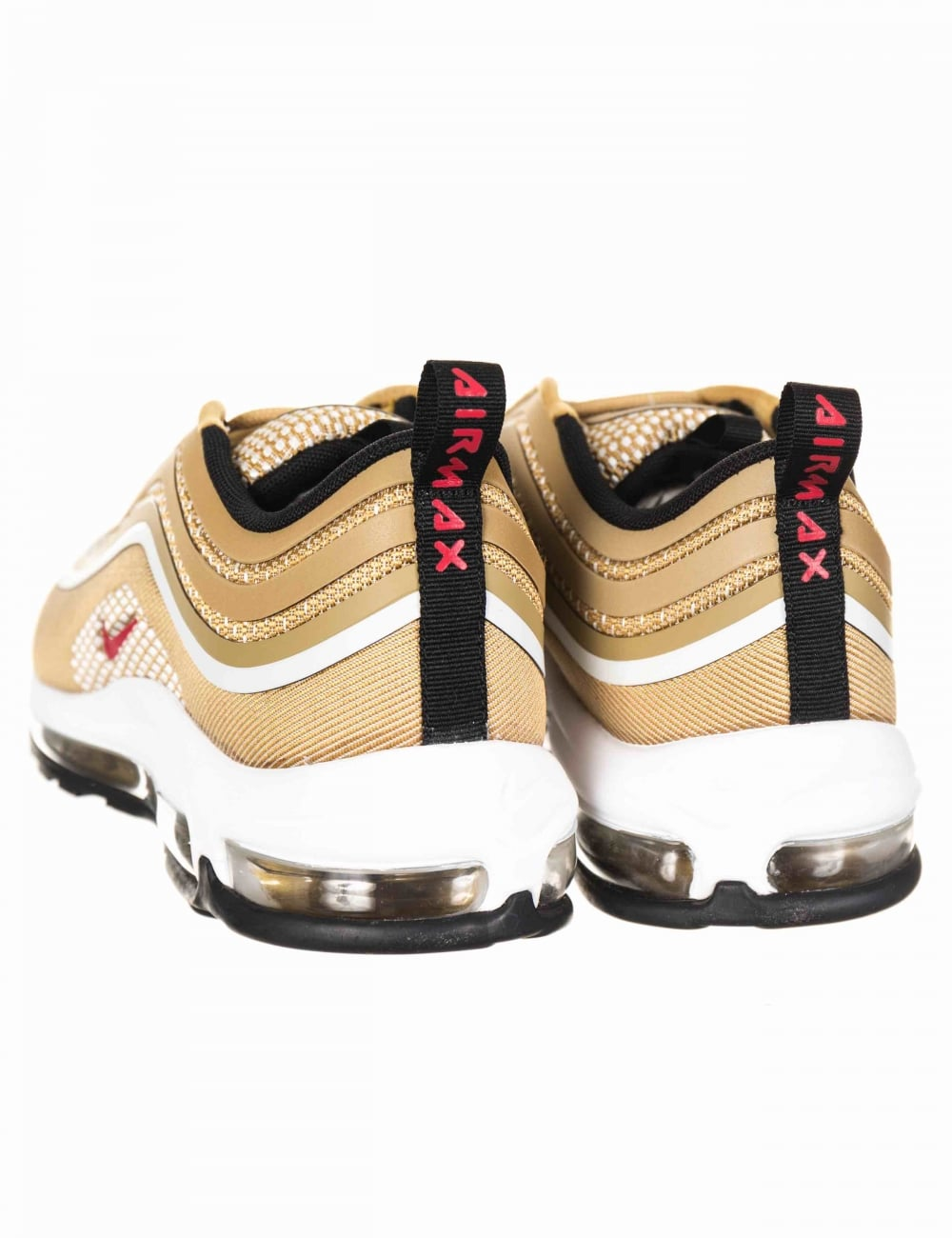 Air Max 97 Ultra '17 OG Shoes Metallic Gold