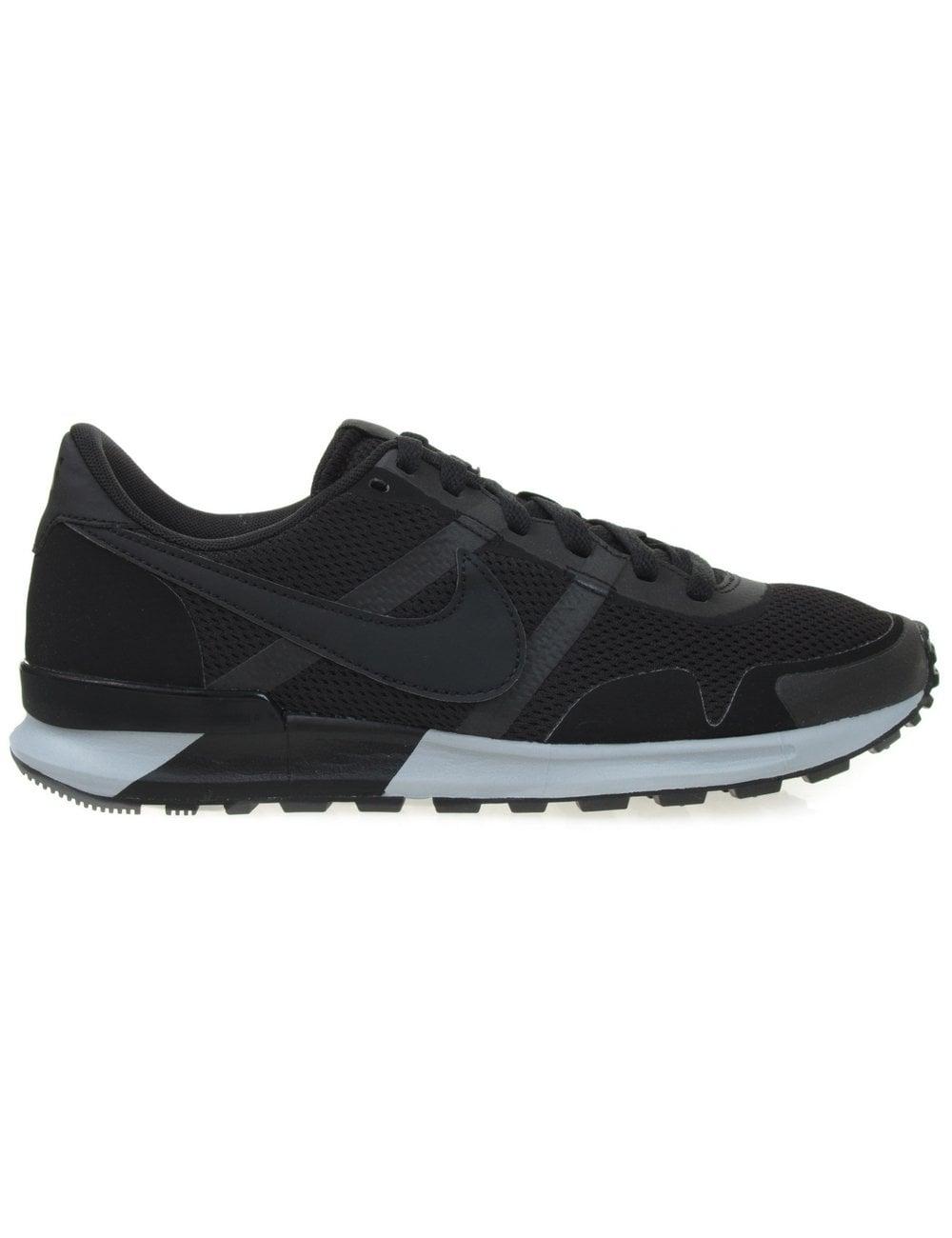 22f470330d67 Nike Air Pegasus 83 30 - All Black - Footwear from Fat Buddha Store UK