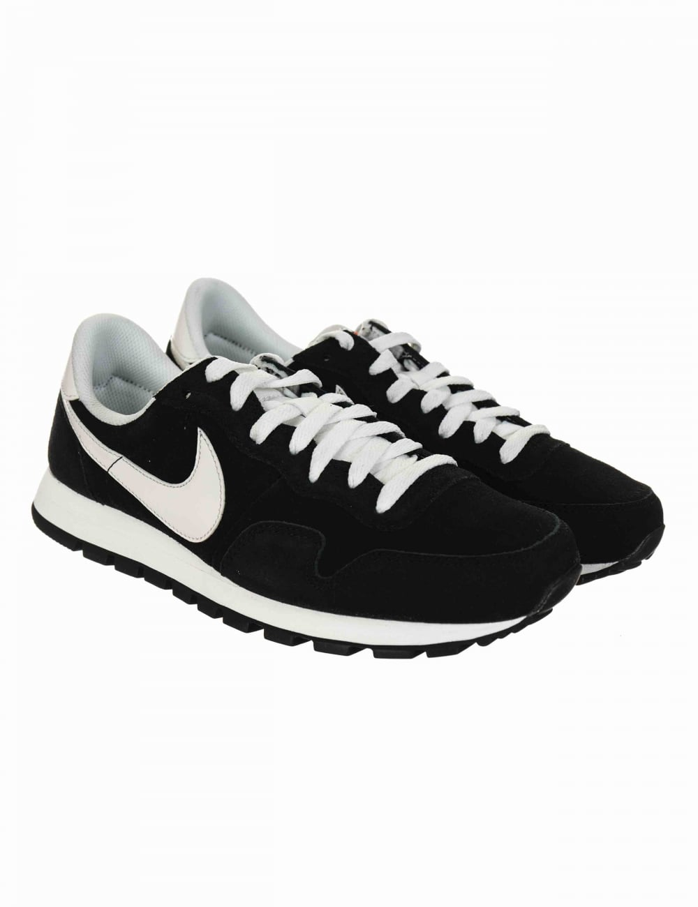 aff99924867a0 Nike Air Pegasus 83 Shoes - Black Summit White-Sail - Footwear from ...