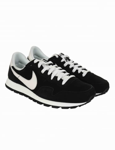 Air Pegasus 83 Shoes - Black/Summit White-Sail
