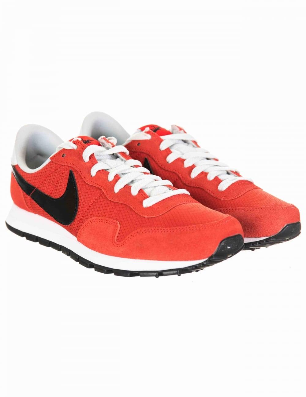 Nike Air Pegasus 83 Shoes - Max Orange
