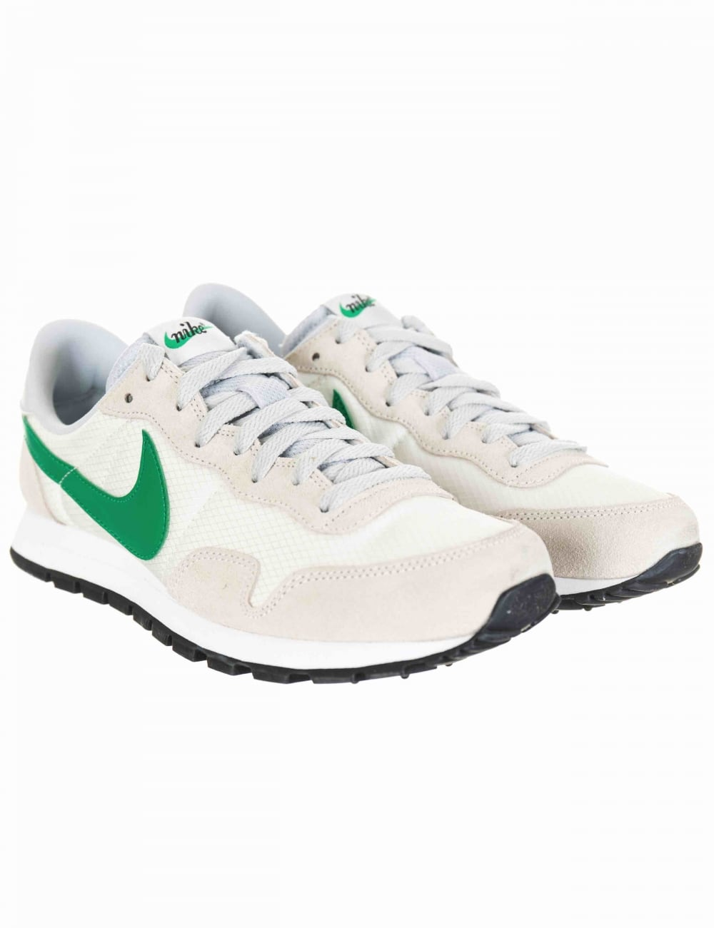 Air Pegasus 83 Shoes - Summit White/Stadium Green