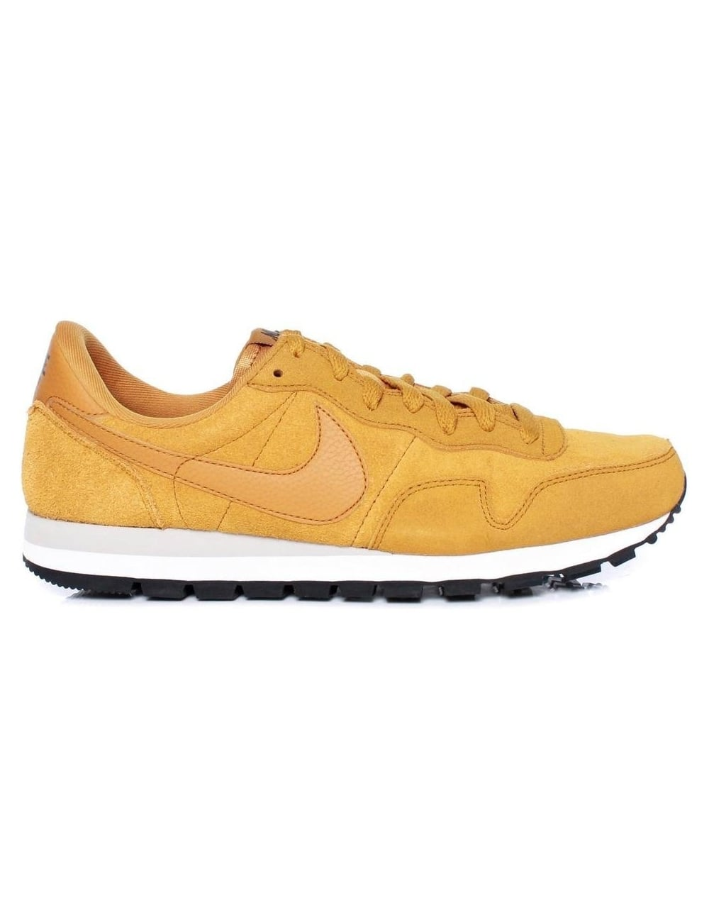cheap for discount 7fe0a 8245d Nike Air Pegasus 83 Suede - Gold