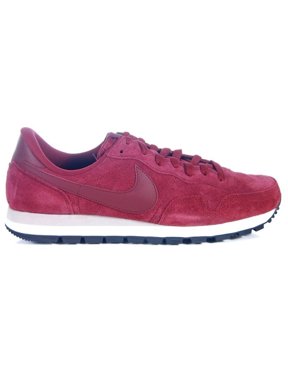 c4b57d6a328c Nike Air Pegasus 83 Suede - Team Red - Footwear from Fat Buddha Store UK