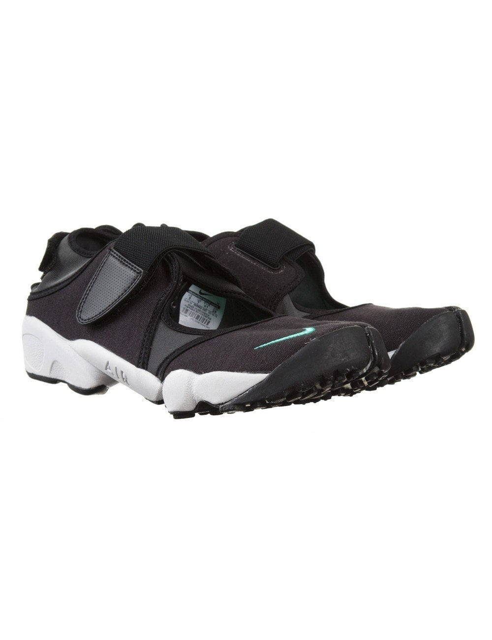4a748011f3d4f Nike Air Rift Shoes - Black Menta-Anthracite Black - Footwear from ...