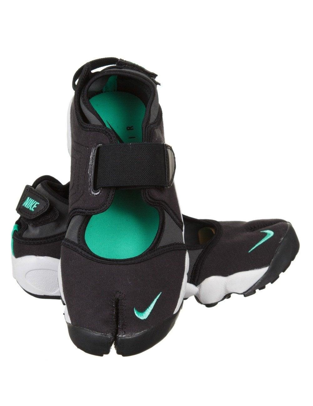 Air Rift Shoes - Black/Menta-Anthracite/Black