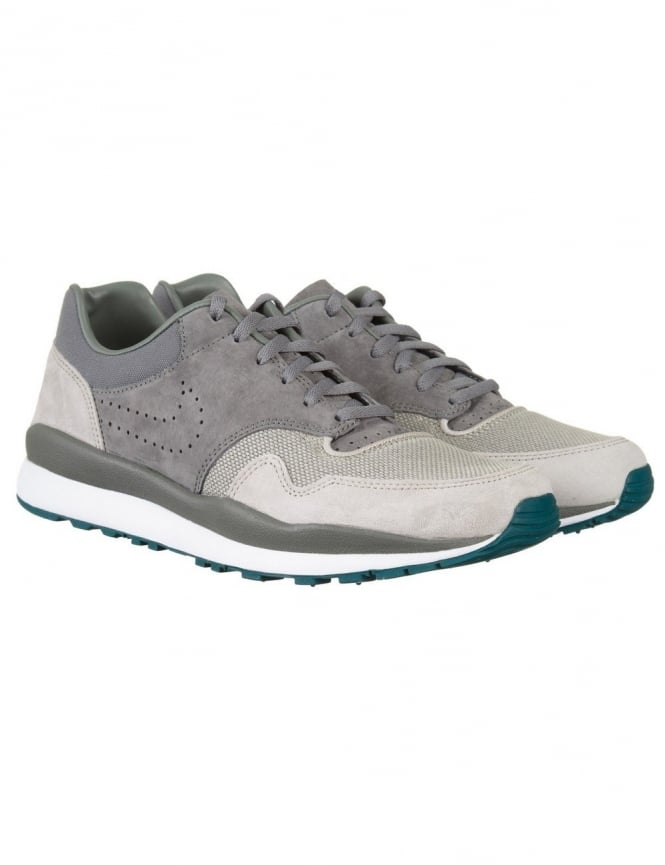 Nike Air Safari Deconstructed Shoes - Lunar Grey/Tumbled Grey/Teal