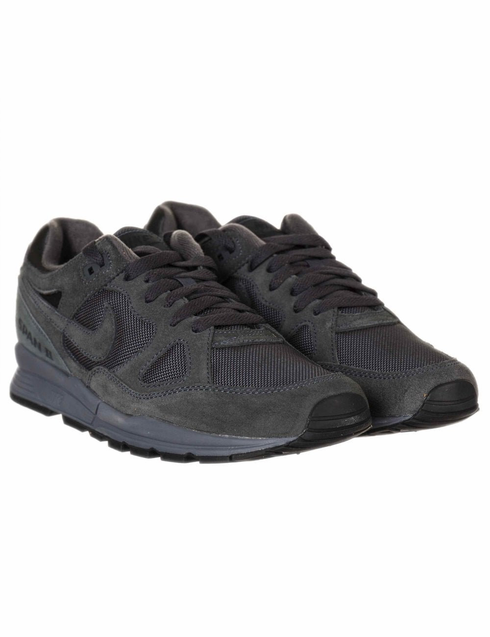 17f2c5f4f194 Nike Air Span II Trainers - Anthracite - Footwear from Fat Buddha ...