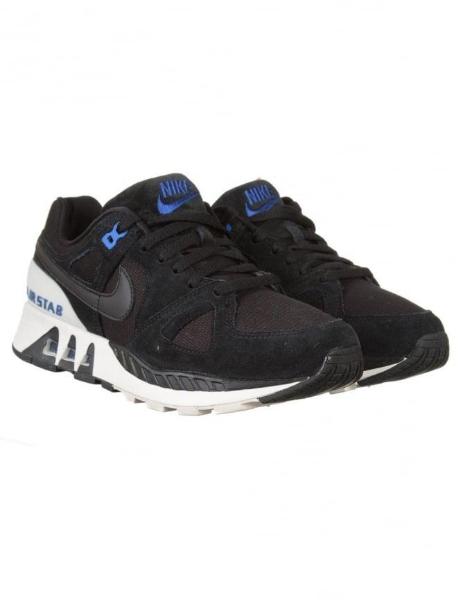 Nike Air Stab Shoes - Black/Black