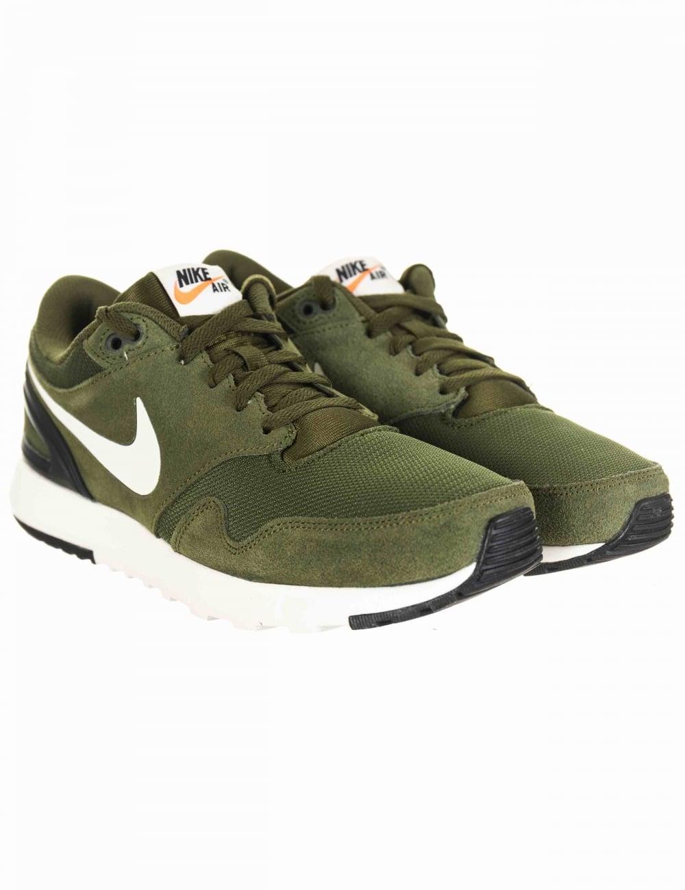 pretty nice 83da8 c7e61 Nike Air Vibenna Shoes - Legion Green Sail