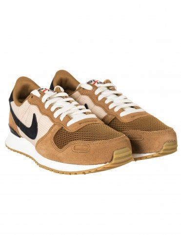 54147d4a7c5 Nike Air Vortex Trainers - Golden Beige Black