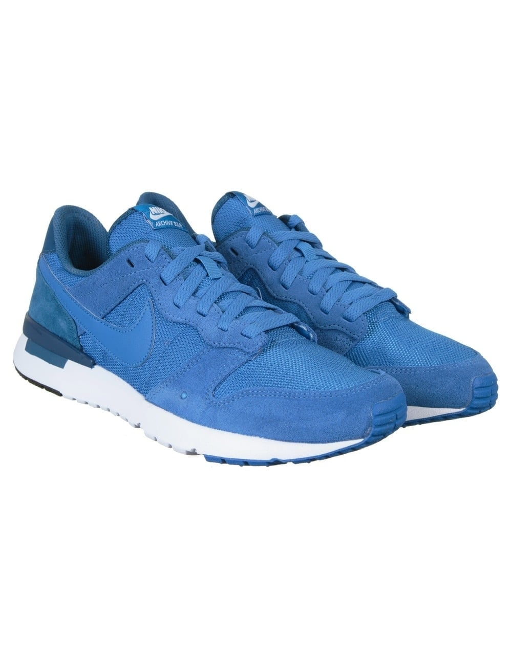 d6e6bcda41af Nike Archive  83.M Trainers - FNTN Blue - Footwear from Fat Buddha ...