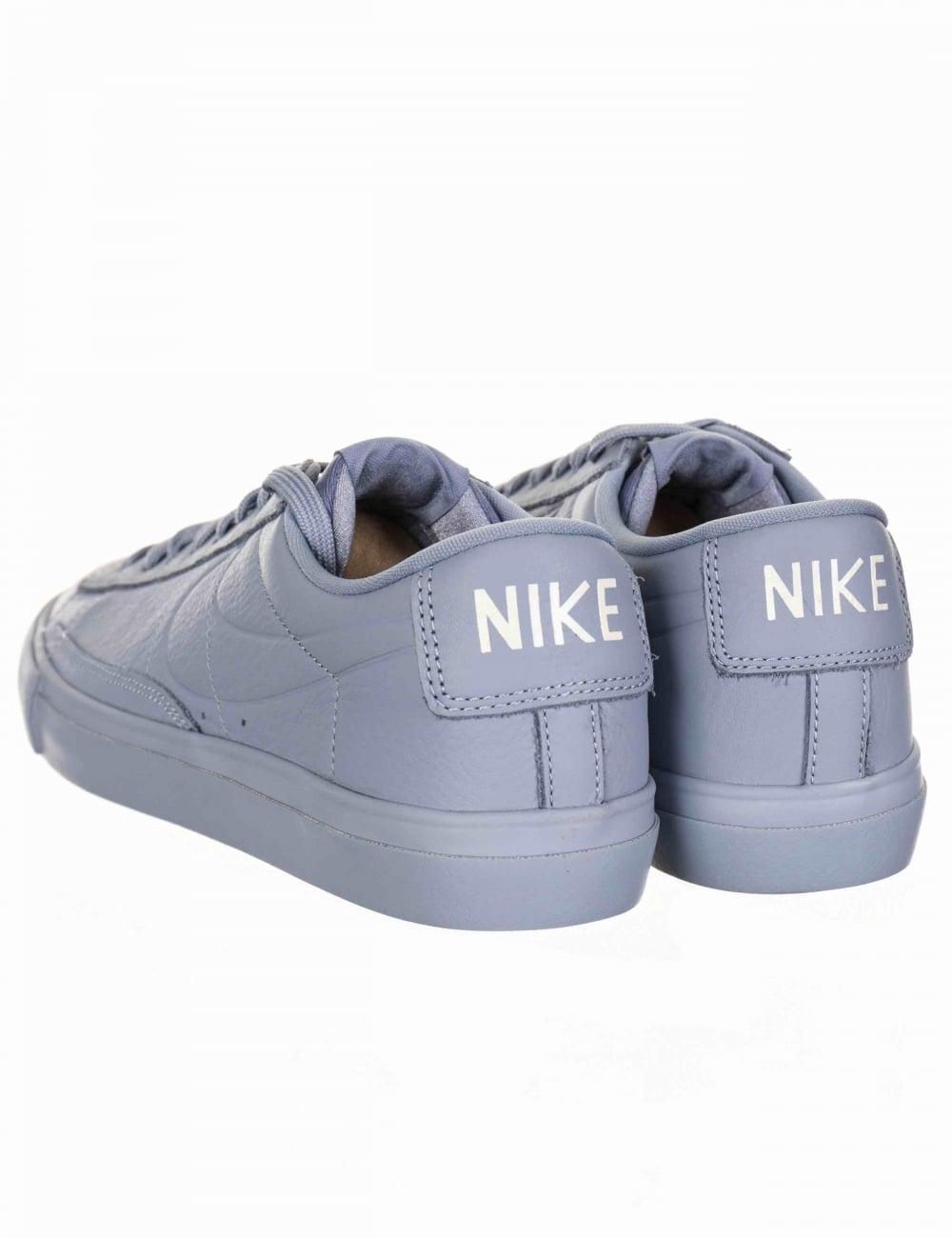 bf1d177f98a Nike Blazer Low Trainers - Glacier Grey - Footwear from Fat Buddha ...