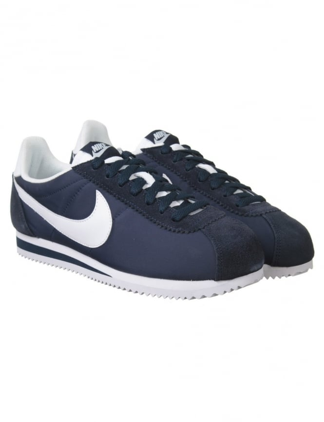 Nike Classic Cortez NY Shoes - Obsidian