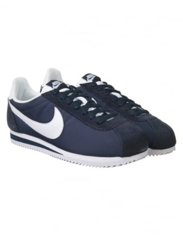 Nike Classic Cortez NY Shoes - Obsidian