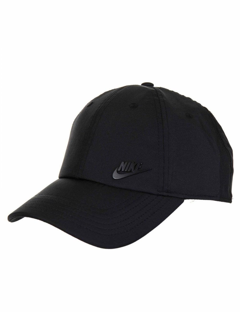 389a1502 Nike Futura Heritage 86 Aerobill Hat - Black - Hat Shop from Fat ...